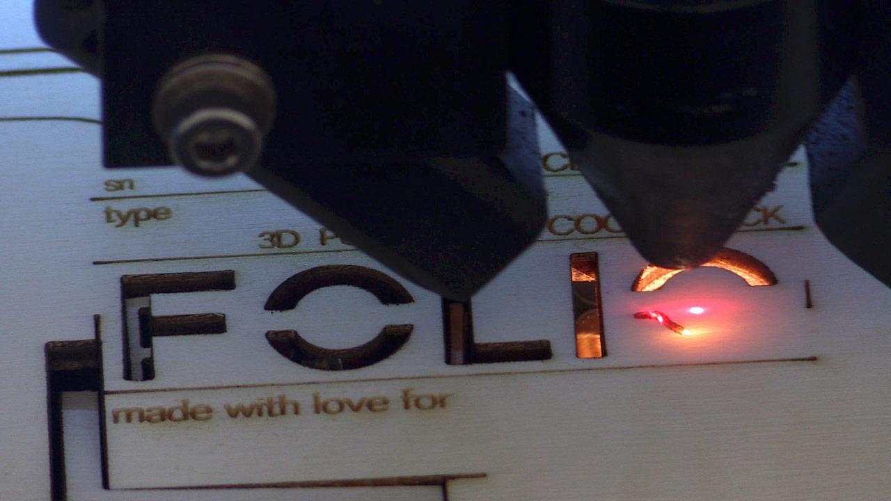 FOLIO Laser Fun