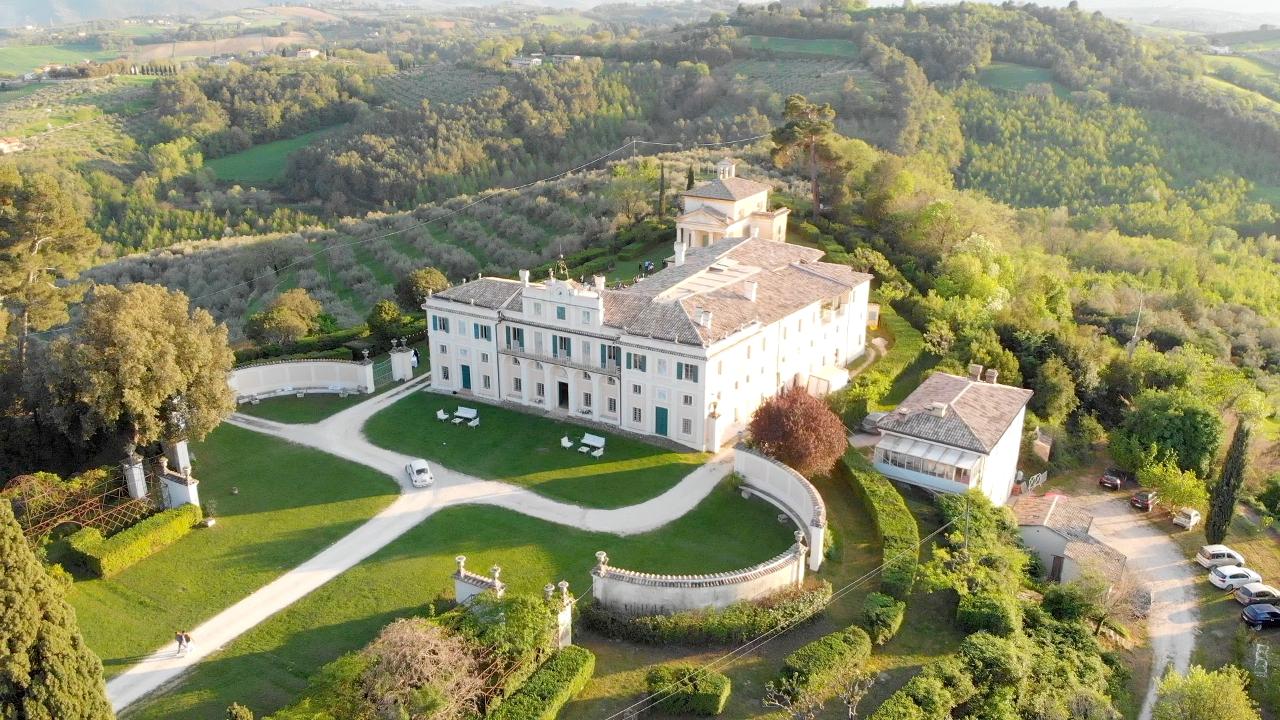 Villa Pianciani wedding