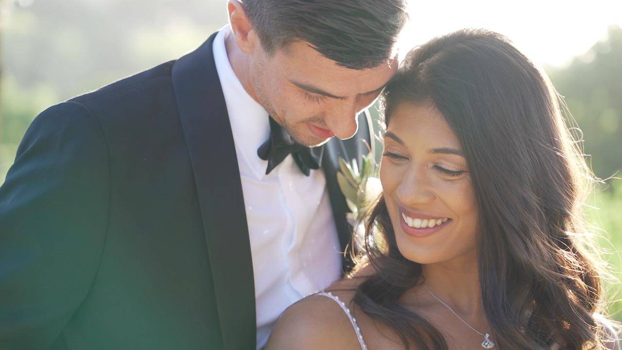 Lubna & Kim Wedding