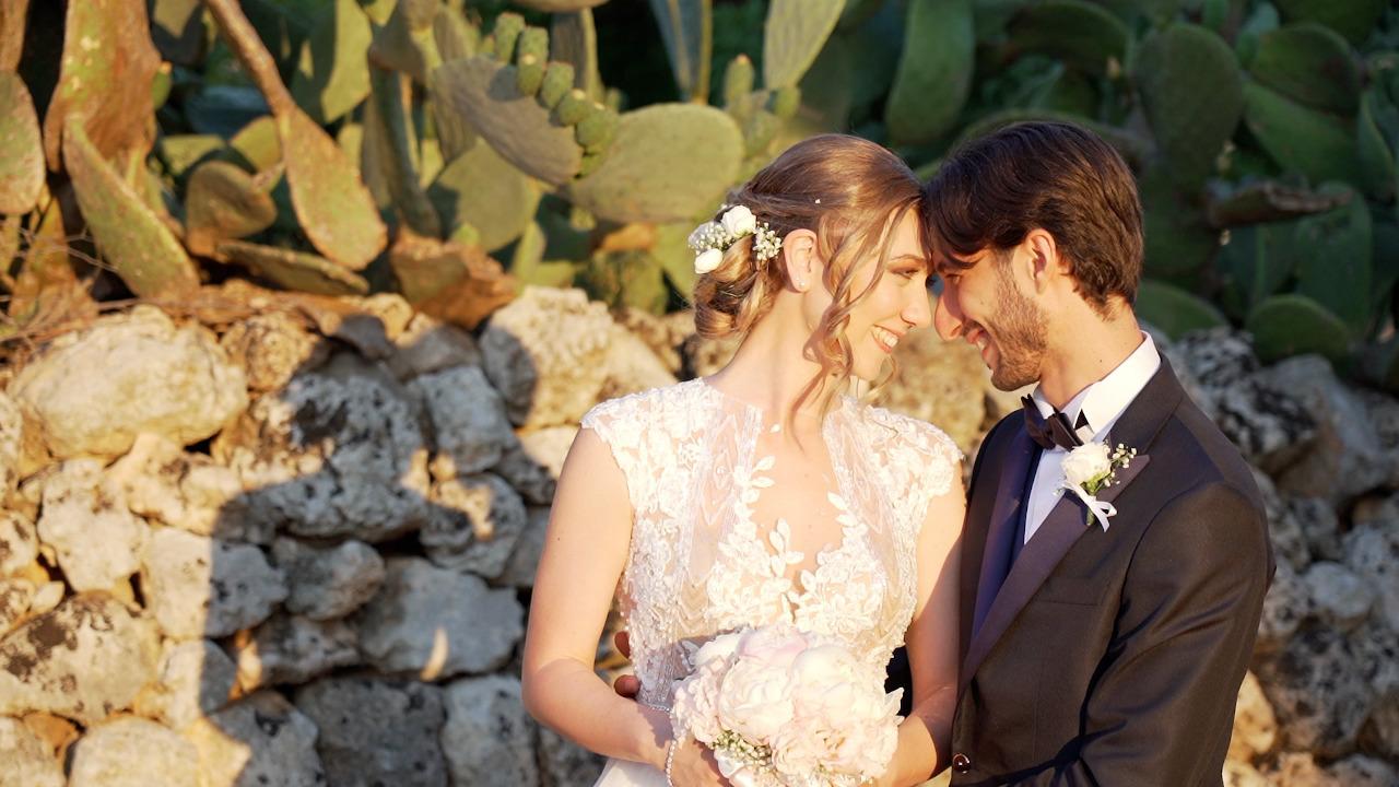 Rosa & Francesco Wedding
